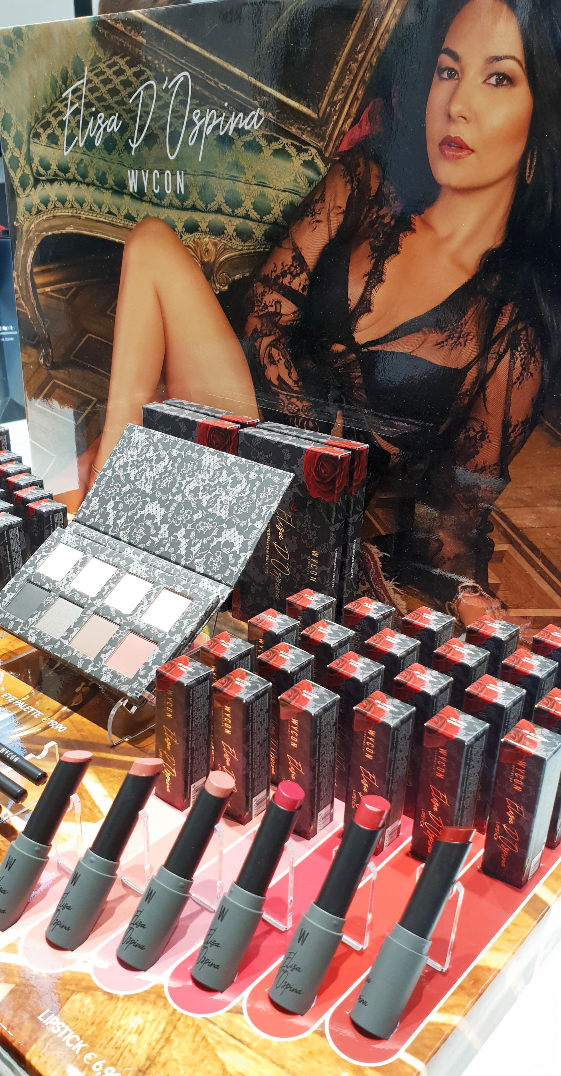 Wycon Cosmetics presenta la limited edition Elisa D'Ospina