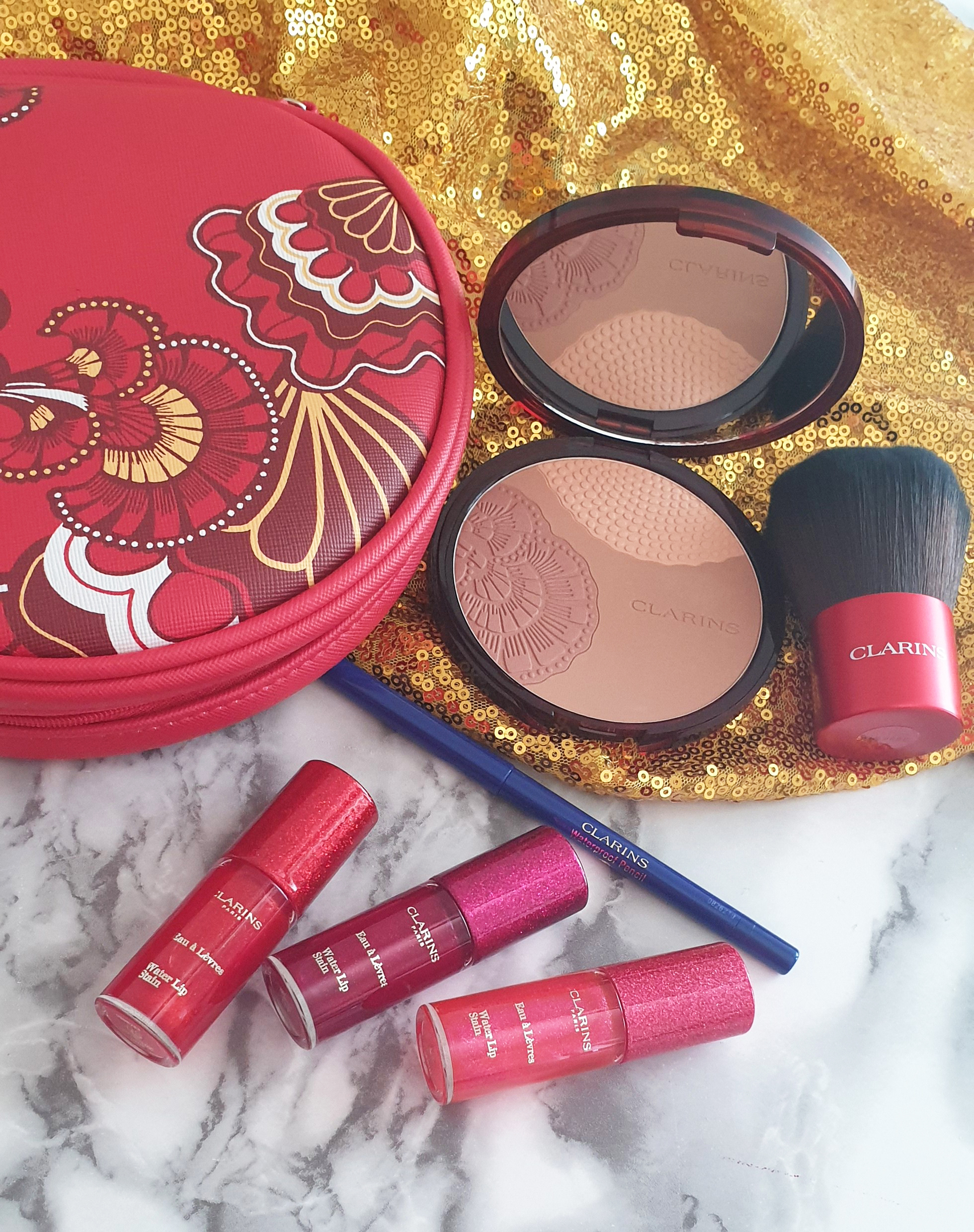 Sunkissed Clarins: collezione makeup estate 2019