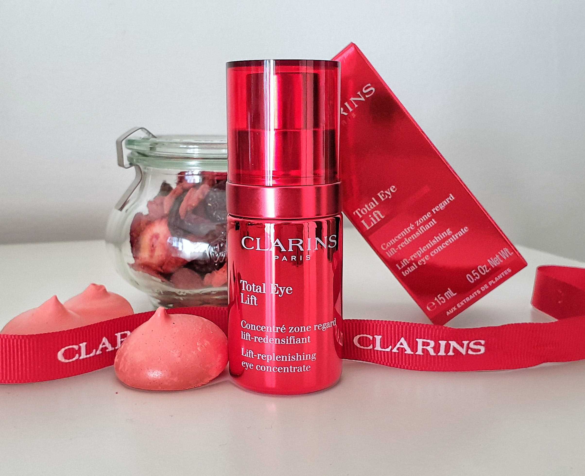 Total Eye Lift Clarins